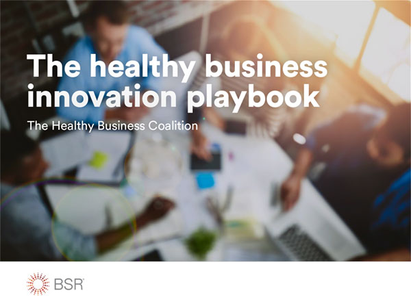 Innovation Playbook cover
